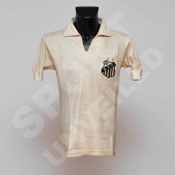 3b2f669fac5 Pelé's Santos jersey